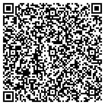 QR-код с контактной информацией организации IT Service