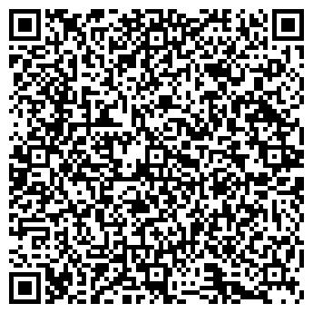 QR-код с контактной информацией организации АЛЬФА БАНК