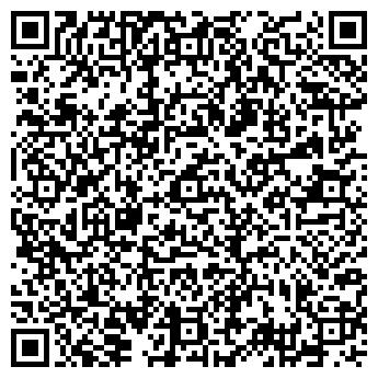 QR-код с контактной информацией организации БАНК ЗАПАДНЫЙ