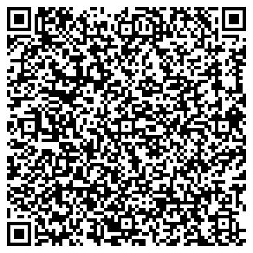 QR-код с контактной информацией организации ИНТЕРПРОГРЕСС БАНК