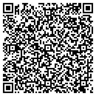 QR-код с контактной информацией организации МДМ БАНК