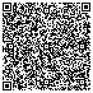 QR-код с контактной информацией организации Буд-студия, ЧП