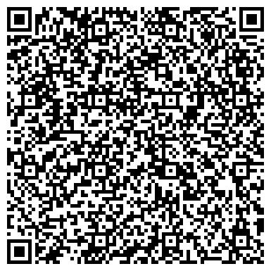 QR-код с контактной информацией организации Экспресс-отделение Ашан-Марьино