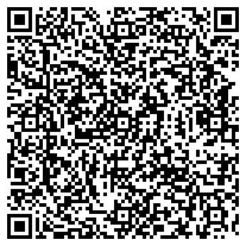 QR-код с контактной информацией организации АСБ ИНТЕР ТЕХНО