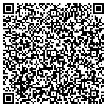 QR-код с контактной информацией организации Планета Безпеки, ООО