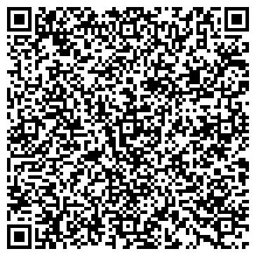 QR-код с контактной информацией организации Люандр, фирма