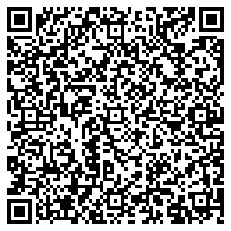 QR-код с контактной информацией организации KAZ EVENT