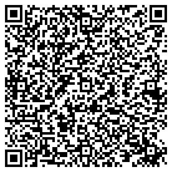 QR-код с контактной информацией организации Alliance expo