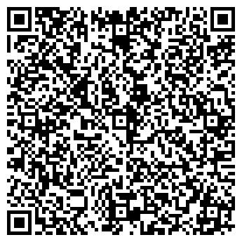 QR-код с контактной информацией организации МЕТРОБАНК КБ
