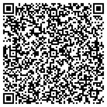 QR-код с контактной информацией организации Кайбоер Украина