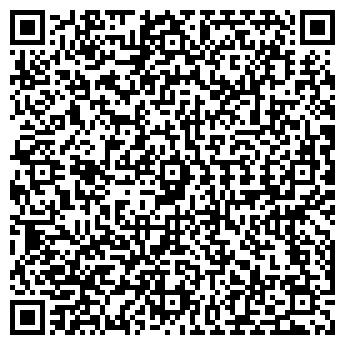 QR-код с контактной информацией организации Квартет, ИП