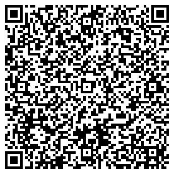 QR-код с контактной информацией организации Форменный клуб