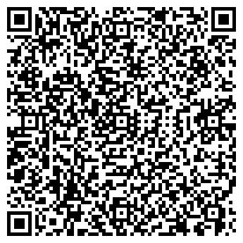 QR-код с контактной информацией организации ООО ФЛОС АГРОФИРМА