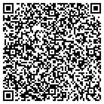 QR-код с контактной информацией организации ИП Баканов