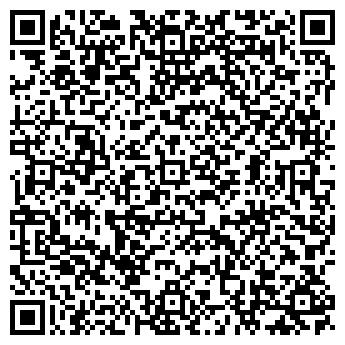 QR-код с контактной информацией организации ИП Kinder Art