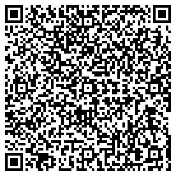 QR-код с контактной информацией организации Alex & Co