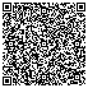 QR-код с контактной информацией организации Пласис, ООО