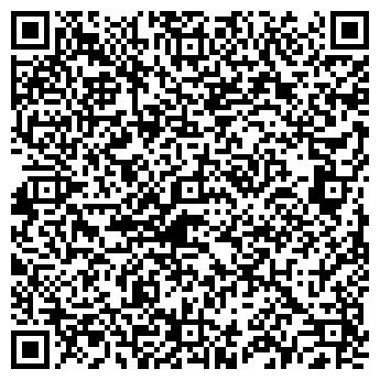 QR-код с контактной информацией организации MERCEDES