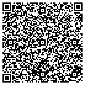 QR-код с контактной информацией организации Авто комплект, ЧП