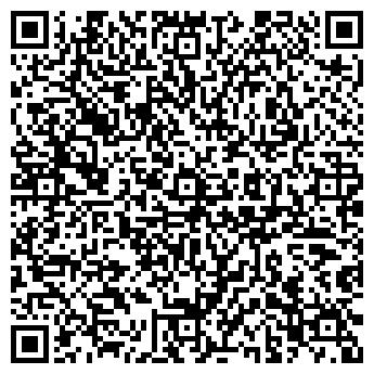 QR-код с контактной информацией организации ТехНика-М, ООО