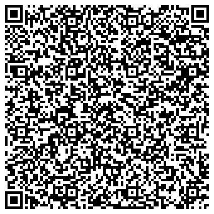 QR-код с контактной информацией организации Научно-исследовательский институт пожарной безопасности и гражданской обороны МЧС Казахстана, АО