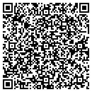 QR-код с контактной информацией организации БАНЯ