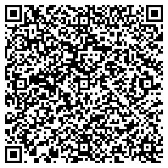 QR-код с контактной информацией организации ИП Пупкевич А.В.
