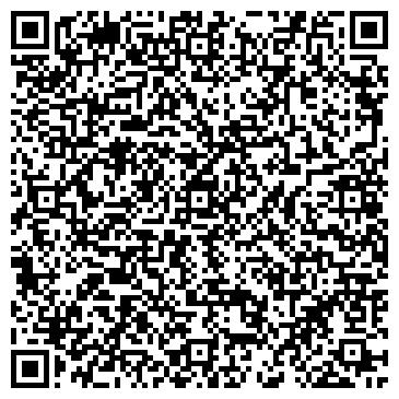 QR-код с контактной информацией организации Частное предприятие ТОО «РИКАЗ»