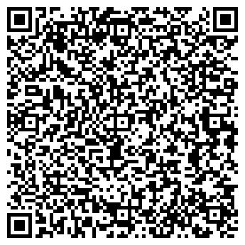 QR-код с контактной информацией организации НПО АВИА