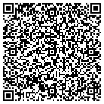 QR-код с контактной информацией организации Флэнджер, ООО
