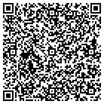 QR-код с контактной информацией организации Ратенвест, ТЧУП