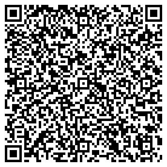 QR-код с контактной информацией организации Masternails