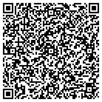 QR-код с контактной информацией организации Мир автозеркал