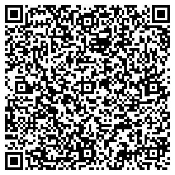 QR-код с контактной информацией организации ПРОМ-ПОЛ, ФОП