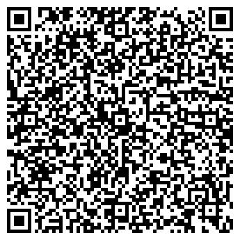 QR-код с контактной информацией организации ТехМаг, ЧП