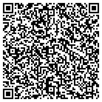 QR-код с контактной информацией организации ООО ГЕНСНАБ