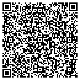 QR-код с контактной информацией организации KTZ