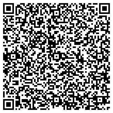 QR-код с контактной информацией организации Украинские абразивы, ООО