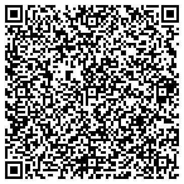 QR-код с контактной информацией организации Виза-сервис, ЧП