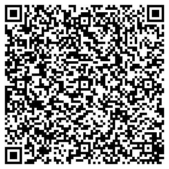 QR-код с контактной информацией организации КЛИМАТ ДЕ ЛЮКС
