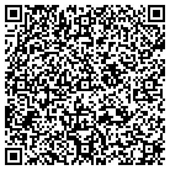 QR-код с контактной информацией организации Интер Тех, ООО