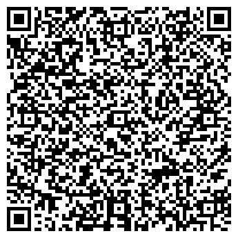 QR-код с контактной информацией организации Техновед, ООО