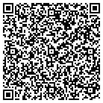QR-код с контактной информацией организации Хозтовары Киевские, ЗАО