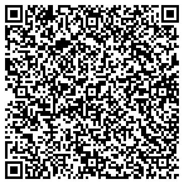 QR-код с контактной информацией организации Мехсервис, ООО
