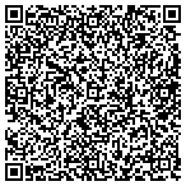 QR-код с контактной информацией организации ТД крепеж NIK (ТД крепеж НИК), ТОО