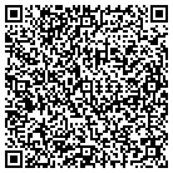 QR-код с контактной информацией организации Меридиан-Групп, ООО