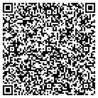 QR-код с контактной информацией организации Просто Сад, ИП