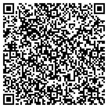 QR-код с контактной информацией организации ЧП Данин А. М.