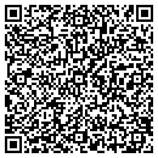 QR-код с контактной информацией организации ИСКАКОВА ЧП