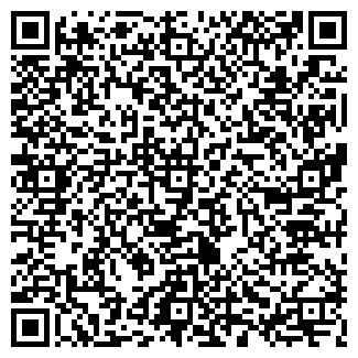 QR-код с контактной информацией организации Ruslana